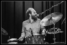Drummer Arbo Klein
