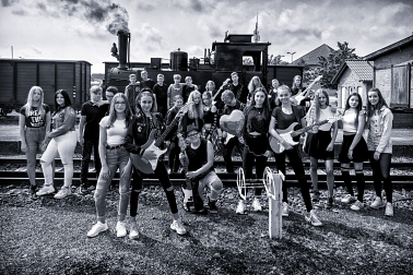 The Rookies CD Cover Foto